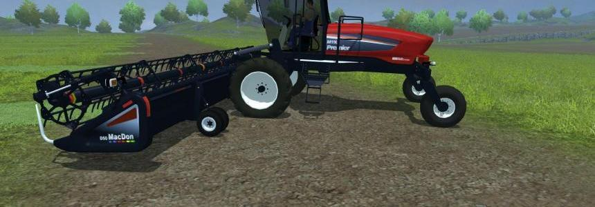 Macdon mower pack v0.1