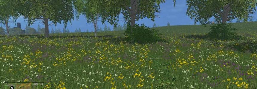 Substitui foliage e textures v1.0