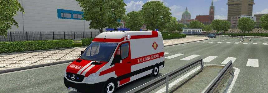 AI Car Rescue Eesti v1.2