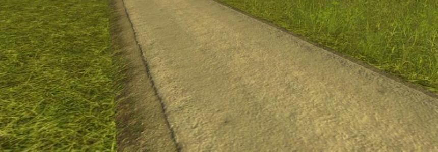 Asphalt road v2.0