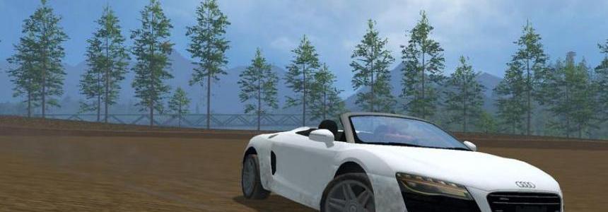 Audi R8 V10 Spyder v1.0