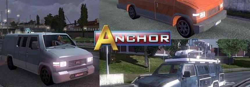 Auto Anchor in Traffic