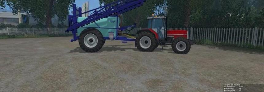 Berthoud sprayer v1.0