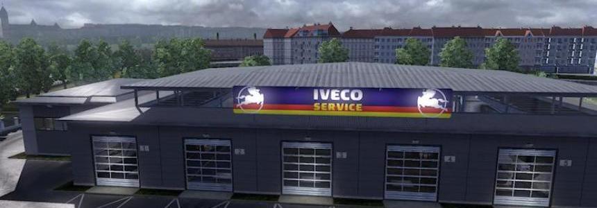 Big Garage IVECO 1.16.x
