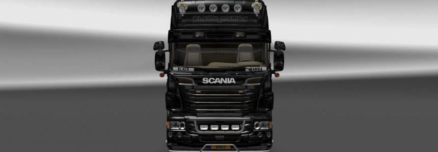 Black Mamba Scania v1.0
