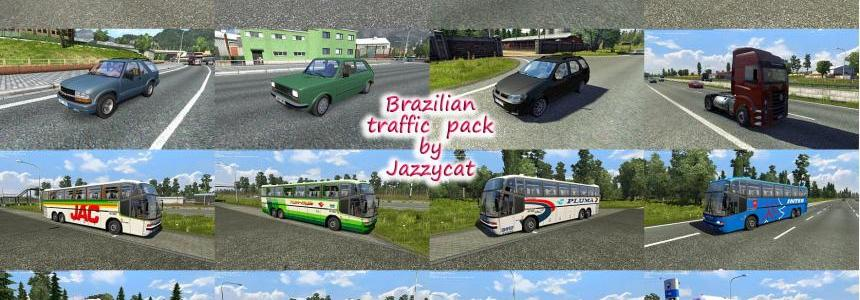 Brazilian traffic pack by Jazzycat v1.0