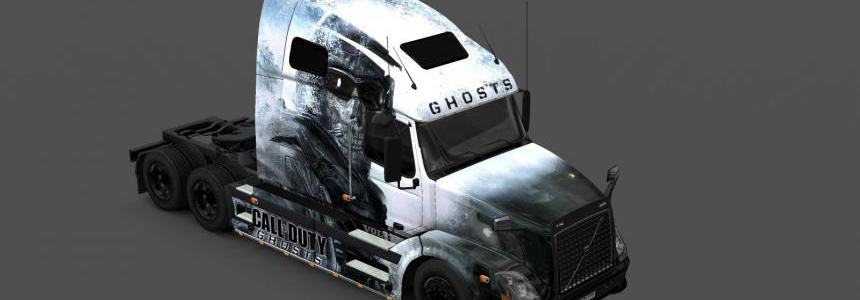 Call Of Duty Ghosts Skin 1.0