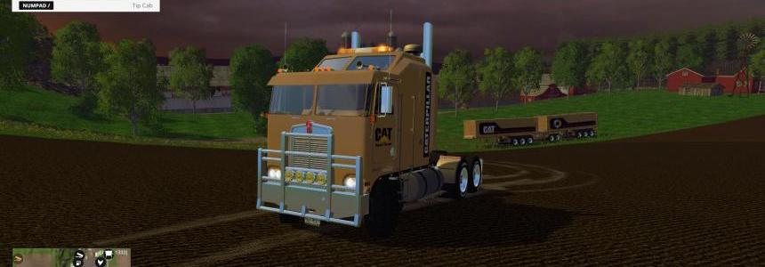 Cat Kenworth 100 - 6cc Turbo - 780 HP FS 2015