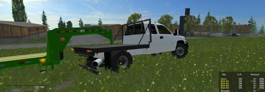 Chevy Flatbed Duramax  Revision v1