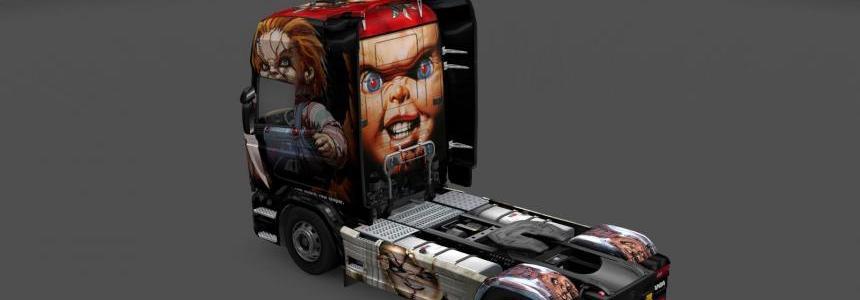 Chucky Skin 1.16.x
