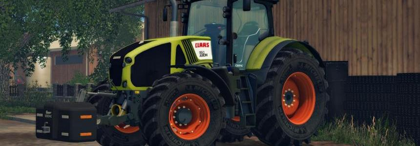 CLAAS Axion 950 v2