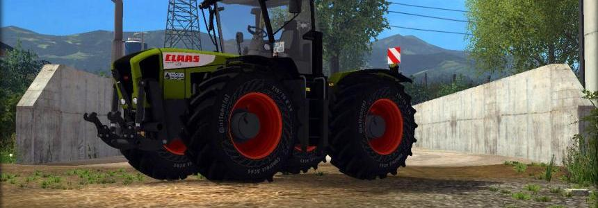 Claas Xerion 3300 Washable V4.2 Full