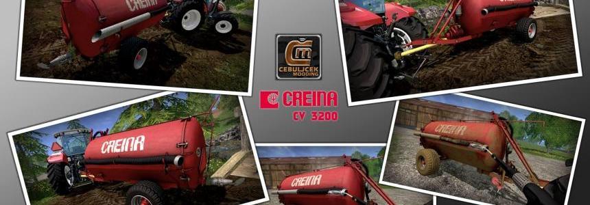 Creina CV 3200 v2