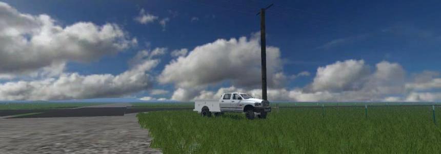 Cummins Utility Truck