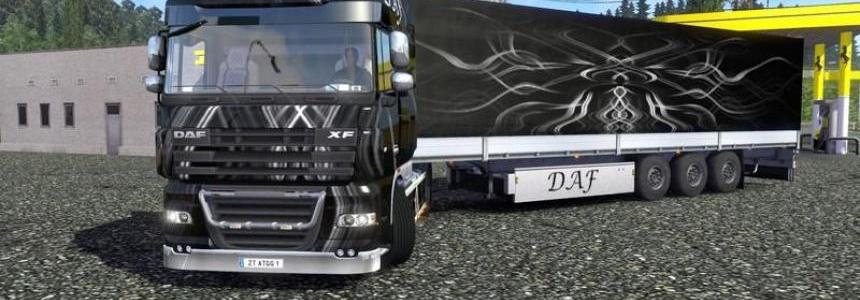 DAF Tribal combo pack v1.0