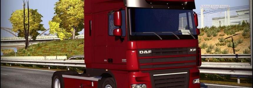 DAF XF 105 1.16.x