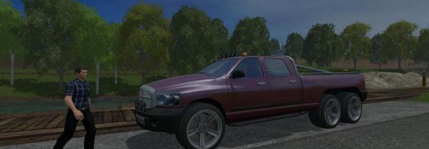 Dodge Ram long v1.0