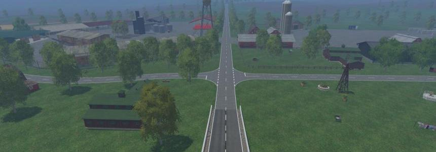 Doospel LS15 map  v1.0 MP