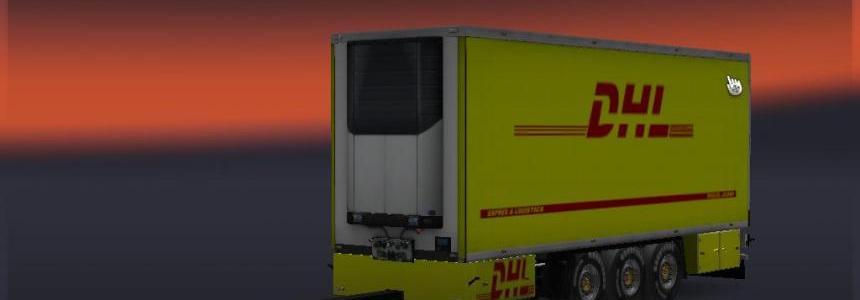 Dutch & Belgium tandem trailer pack v0.2