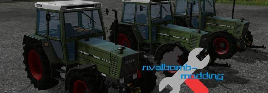 Fendt Farmer 310 312 LSA Package v2.3