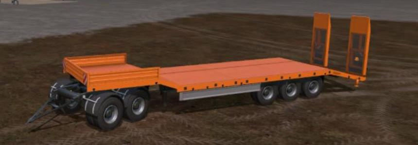 Fliegl Semi Trailer Set v1.0