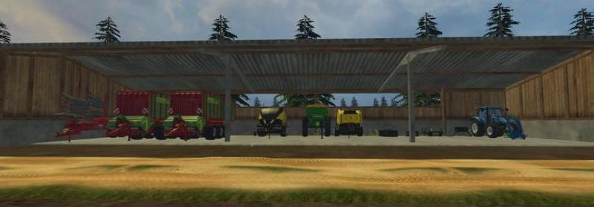 Grain harvest XXL v1.0