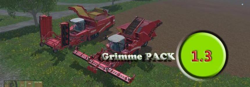Grimme Set v1.3