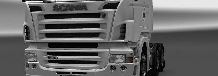 GT-Mike's 50K Scania R08 Chassi Pack updated