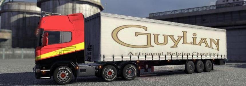 Guylian trailer skin