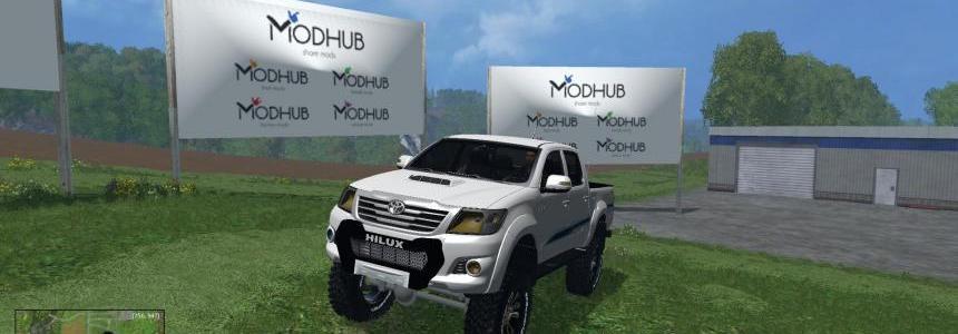 Hilux 4x4 Off Road