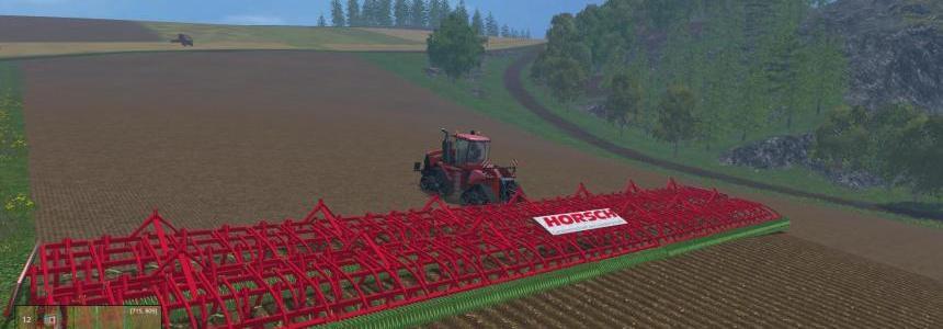 Horsch Grubber 50m Cultivator / Plow