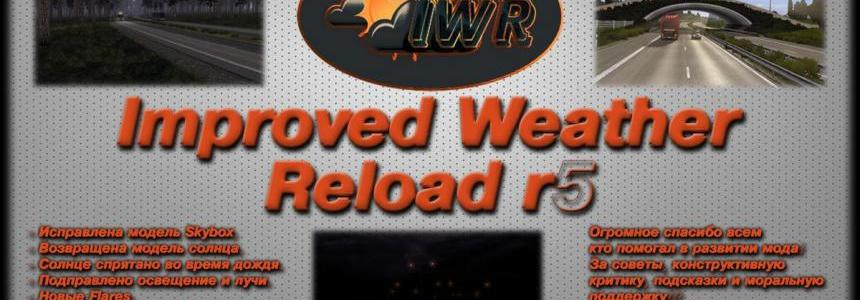 Improved Weather Reload r5.5.5