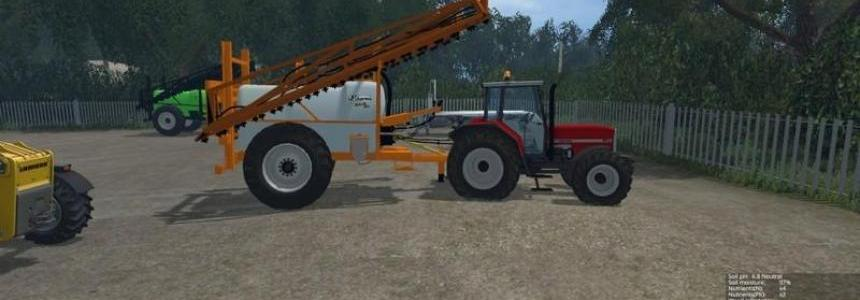 Jacto sprayer v1.0