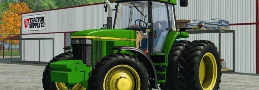 JOHN DEERE 7810 USA EDITION v1.0