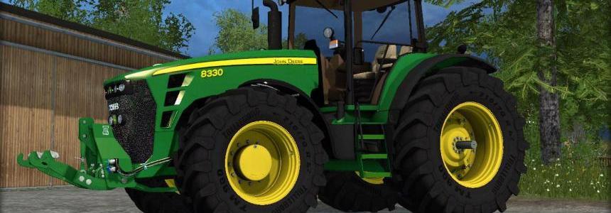 John Deere 8330 FH v3.0