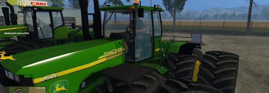 John Deere 9620 By Dino