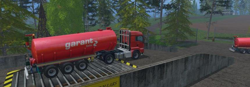 Kotte Sell Point Liquid Manure Slurry Tankers v1.0