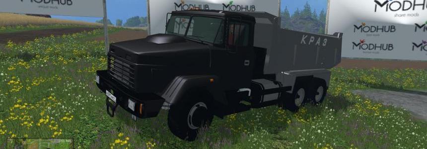 KrAZ 6510 v1.0
