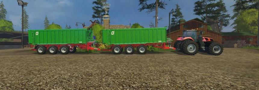 Kroeger Convoy TAW30 v1.0