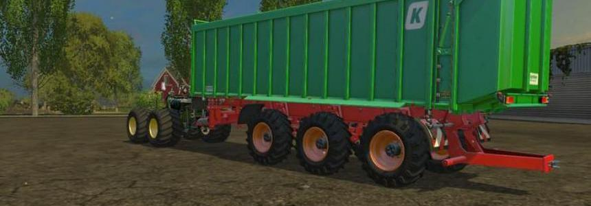 Kroeger TAW 30 with coupling v1.2