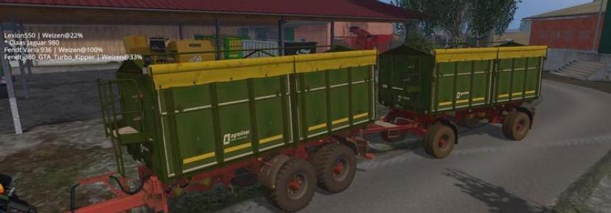 Kroger Agroliner TKD 302 v15