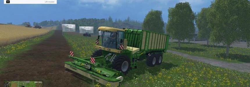 KRONE BIG-L500 v2