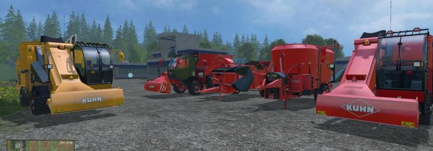 Kuhn Feeders 5 Pack Updated v1.1