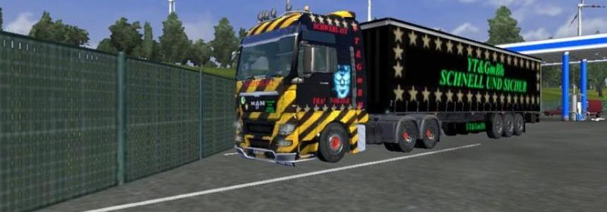 MAN heavy trucks v1.16.2