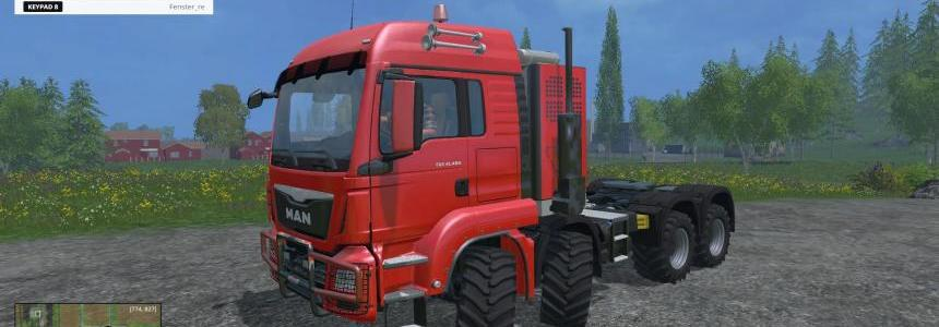 Man TGS 8x8 V5.5