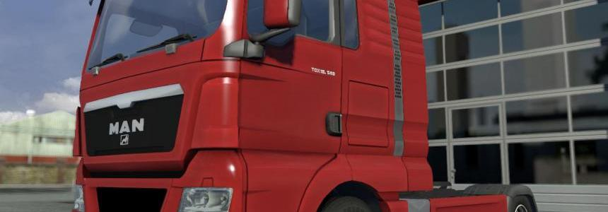 Man TGX Reworked by MADster v1.1