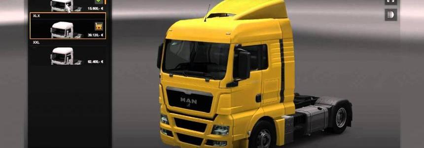 Man TGX Reworked