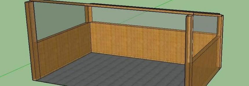 Maschienen Hall SketchUp v1.0