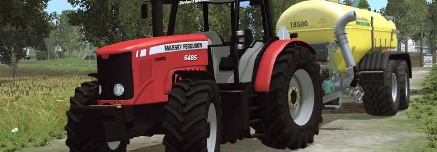 Massey Ferguson 6485 v1