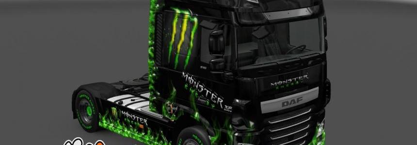 Mega Mod Monster